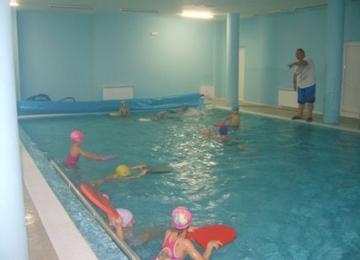 Проект Движение за здраве, плуване за удоволствие-проект на детска градина 25 Изворче, Банкя