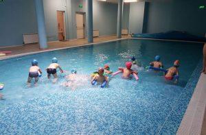 Проект Движение за здраве, плуване за удоволствие