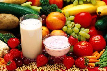 Доставка на плодове зеленчуци и мляко и на млечени продукти в детска градина 25 Изворче в Банкя