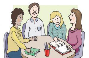 График за провеждане на родителски срещи по групи в ДГ № 25 Изворче
