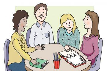 График за родителски срещи в ДГ 25 Изворче