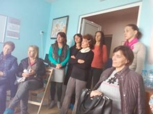 Обмен на опит с колеги от Златоград